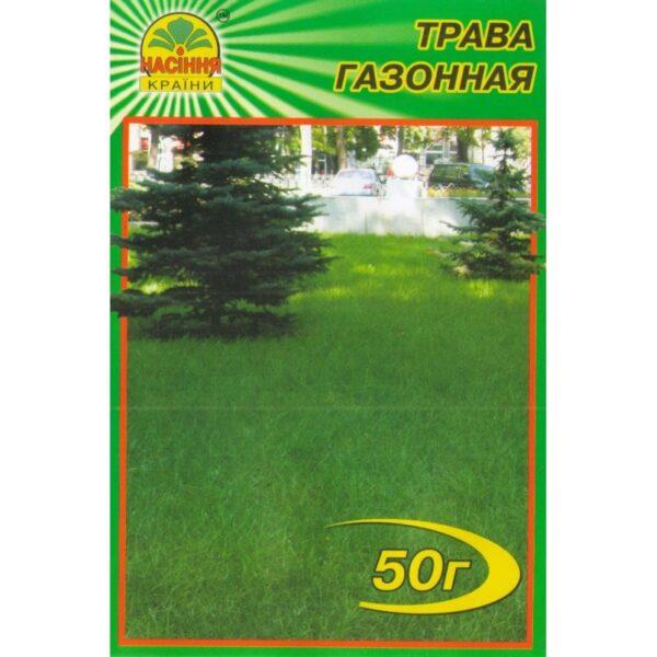 Насіння країни Трава газонная - 50 г