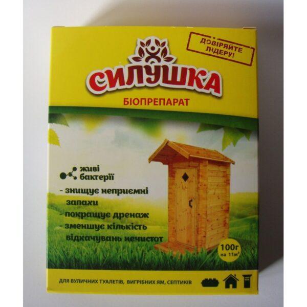 """Силушка """"Силушка"""" для туалетов - 100г"""