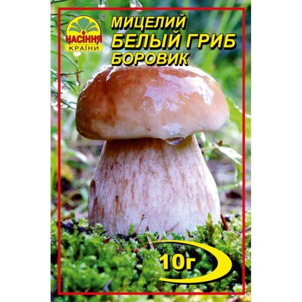 Насіння країни Белый гриб Боровик - 10г